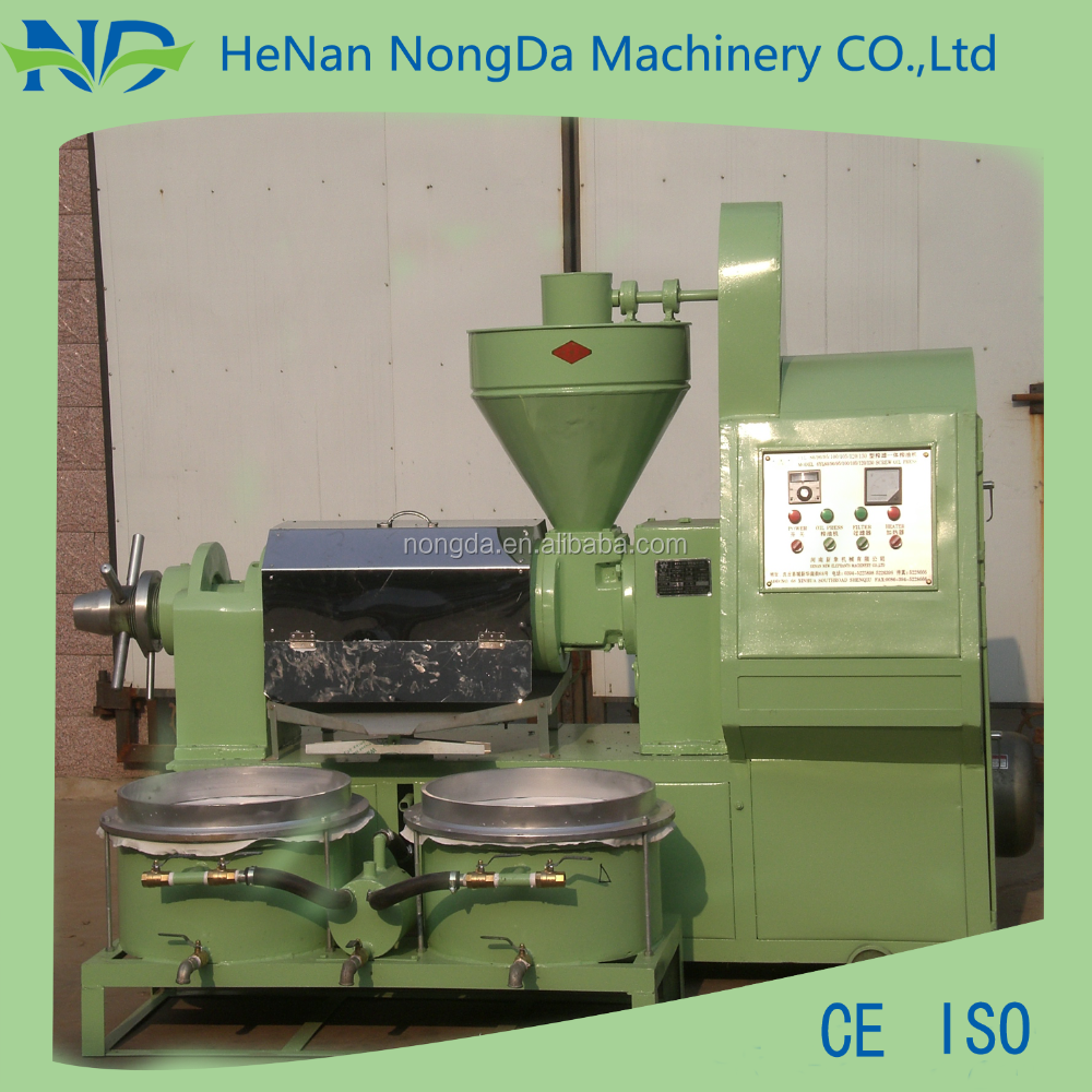 oil presing machine