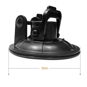 SHOOT  Low Angle Removable of Gopro Suction Cup Mount size L for Gopro Hero 6 5 4s 4 3 2 1