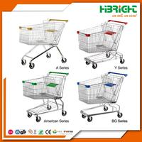 Hibright Good Price city grocery cart