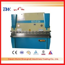 WC67Y-125T/3200 , stainless steel bender , iron sheet cnc bending machine , cnc hydraulic aluminum sheet press brake