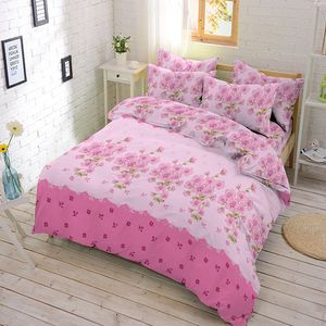 Wholesale China factory microfiber polyester bedsheets textile fabric exporter
