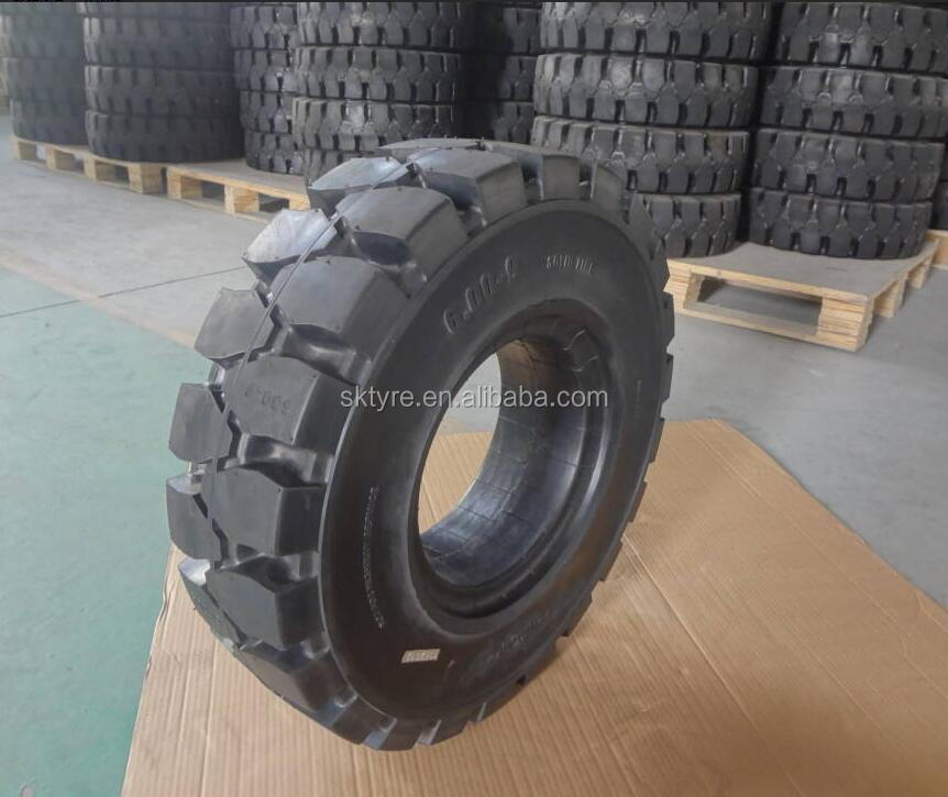 ALLSOURCE brand Solid tire forklift tire 600-9