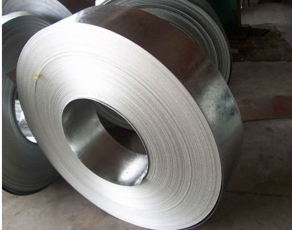 hardened and tempered steel strip