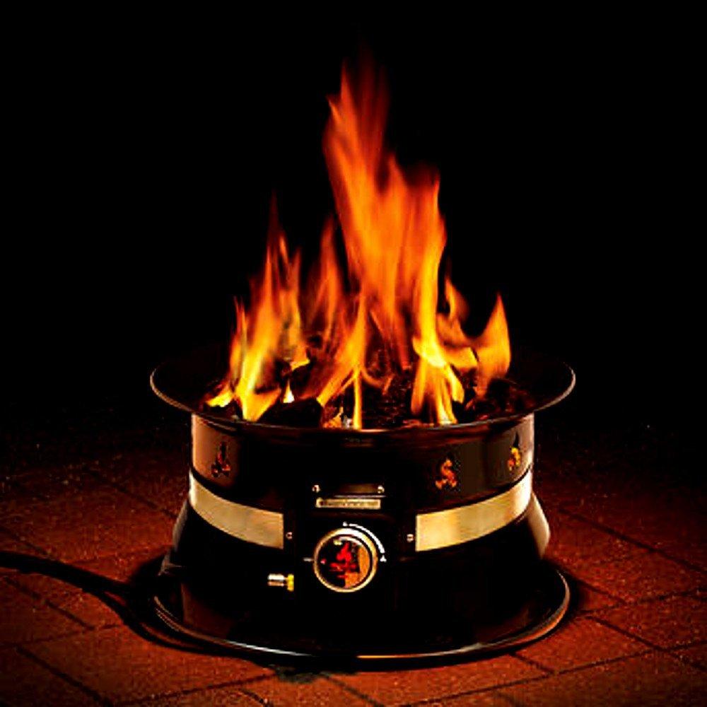 Natural Gas Rectangular Bowl Pan 36x12-Inch American Fireglass Match Light Fire Pit Kit SS-AFPPMKIT-N-36