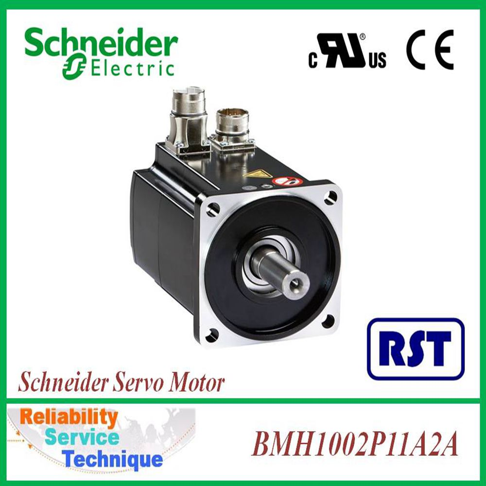 modern power electronics for in-line manufacturing servo drive motor