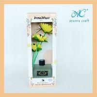 EA3-0894 unique battle decorative natural aroma flower diffuser