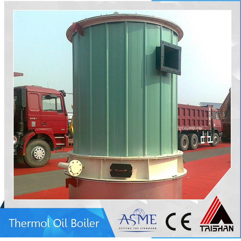 Passed ASME CE ISO Test Oil Fired or Coal Fired Thermal Oil Boiler Price