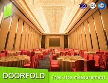 room divider for ballroom folding room partition for wedding hall rockwool acoustic panel