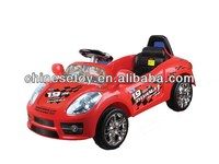 R/C & Foot-step Ride On Car with Music and Light Ride On Car with Battery