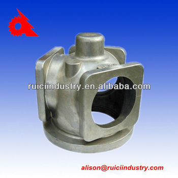 Sand Casting Spare Parts For Thresher