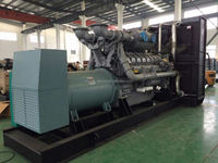 Diesel Generator with Perkns Engines