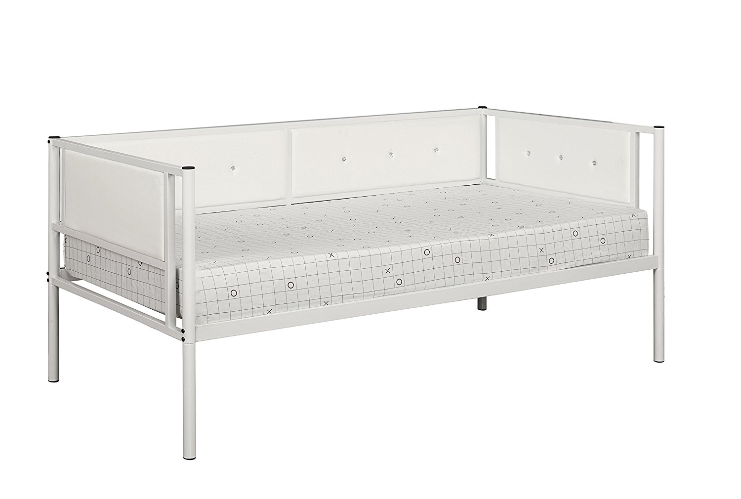 Cheap White Double Metal Bed Frame Find White Double Metal Bed
