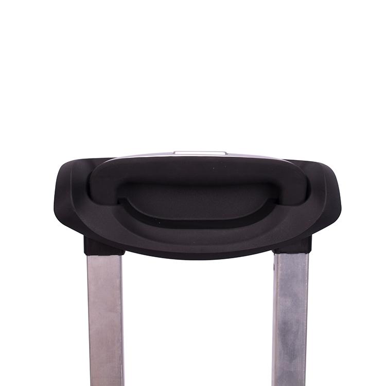 Easy-to-control suitcase retractable handle
