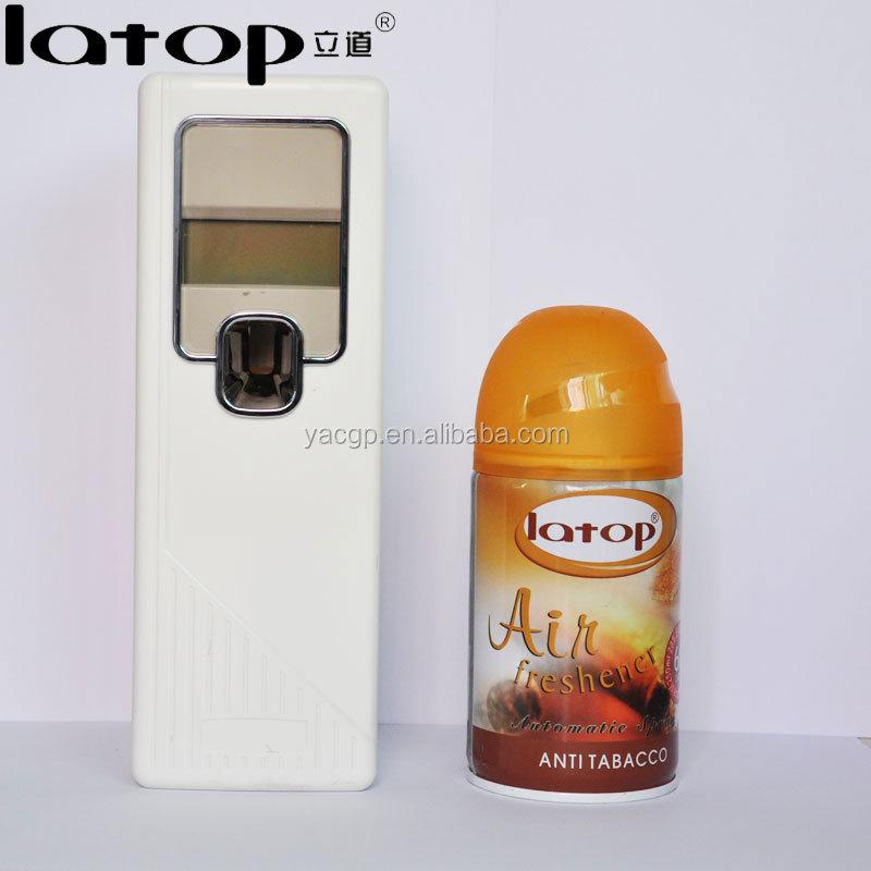 Aerosol Air Freshener Room Spray Dispenser Refill Home