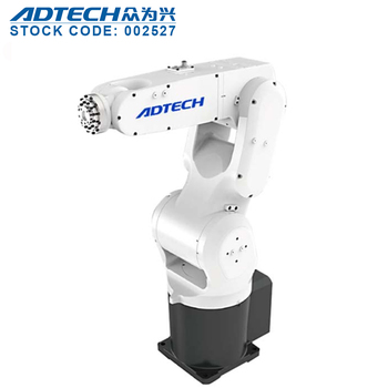 ADTECH vertical multi-joint cheap price SCARA industrial robot arm 6 axis
