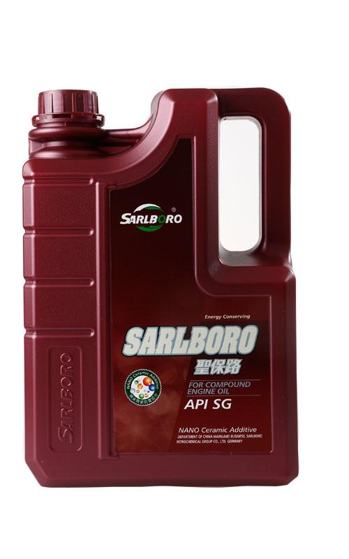 Gasoline Engine Oil Lubricant Oil SG 5W30