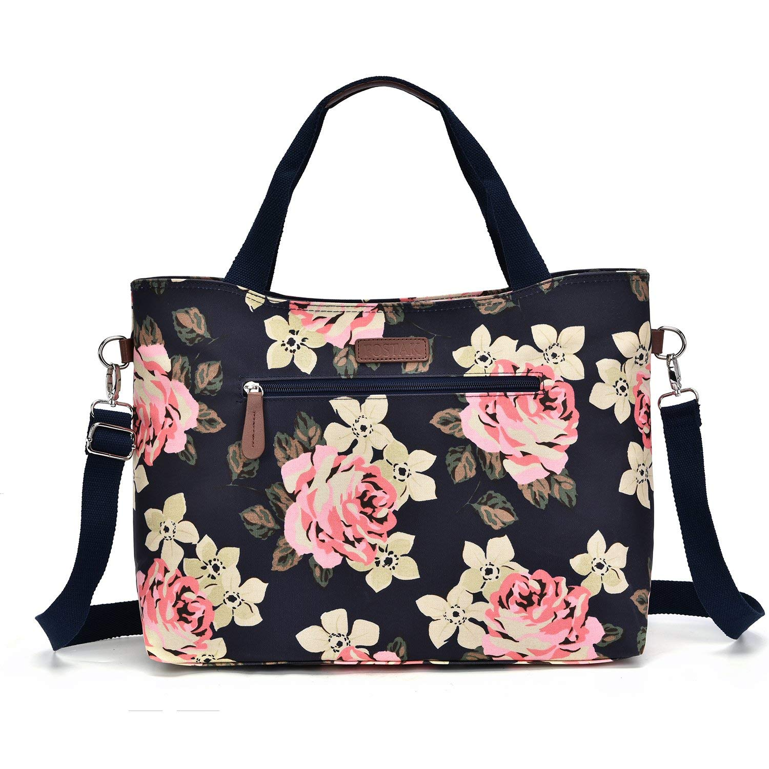b161f174b7 Get Quotations · 15.6 inch Fashion Lightweight Laptop Tote Bag for Women  with Shoulder Strap