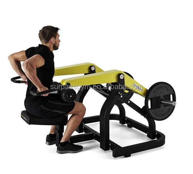 Heavy duty plate loaded fitness equipment TZ-6072 / hammer strength for sale / Triceps dip