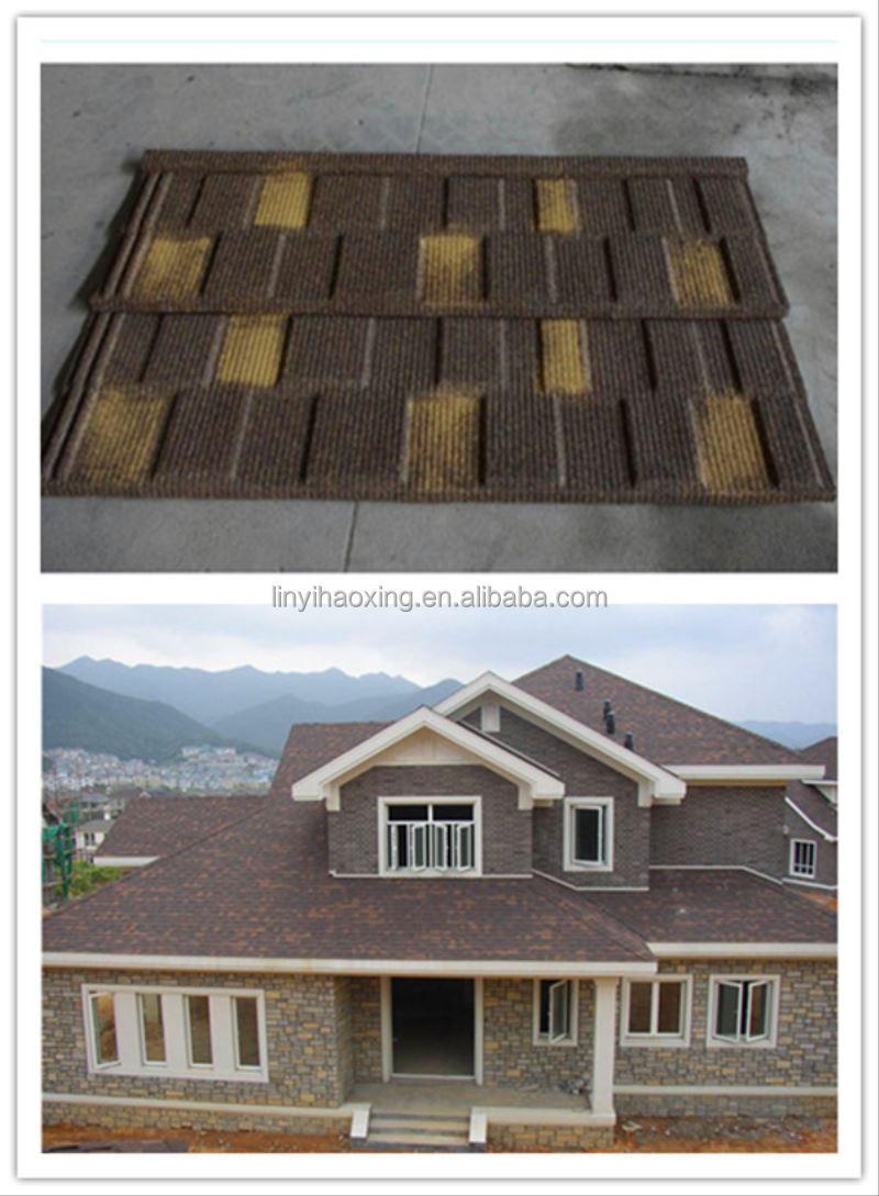 High Quality Shingle Roofing Tiles /spanish Roof Tile/villa ...