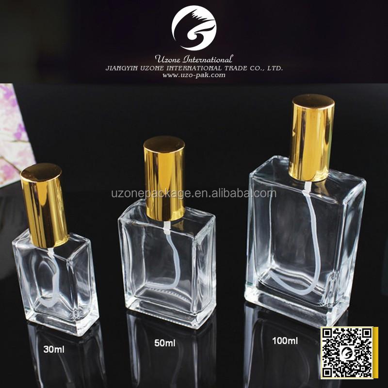 Ml Glass Perfume Bottle