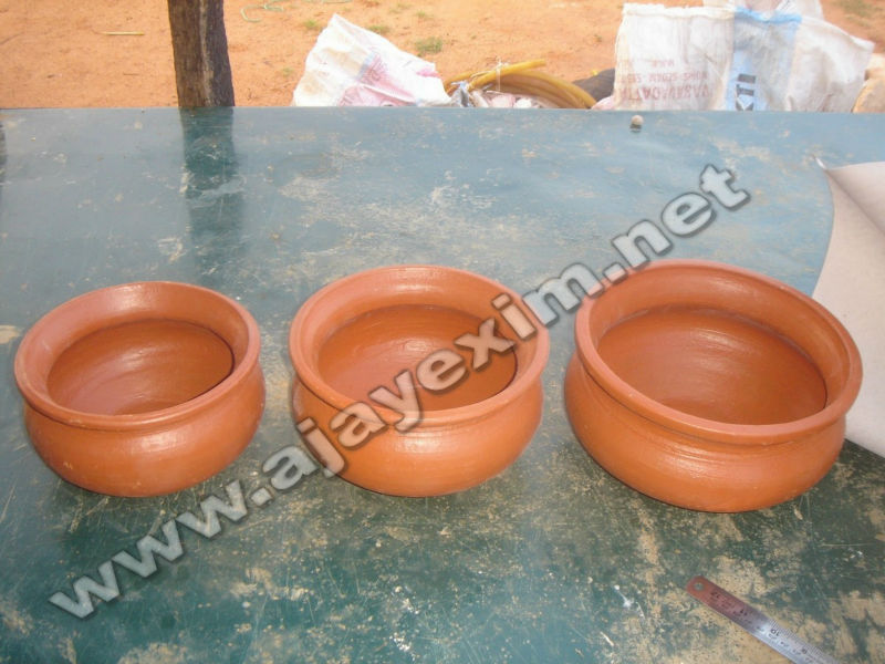 Clay cooking pots wholesale
