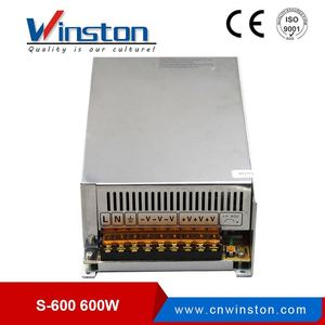 Constant voltage 500w 24v switching portable power source