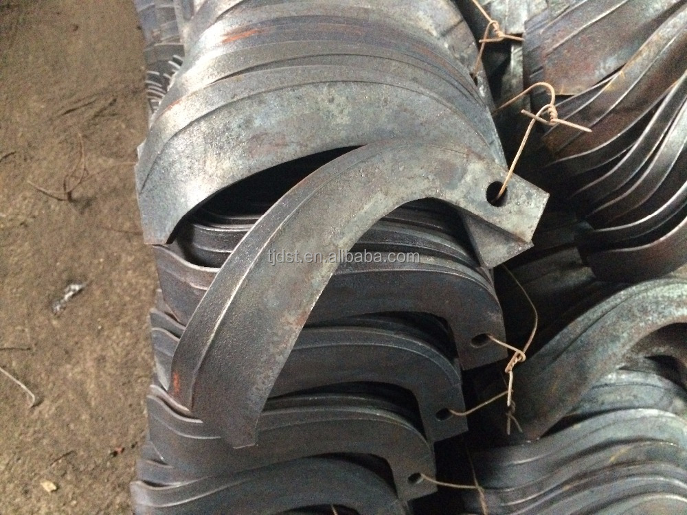 Farm Cultivation Rotary Blade/Power Tiller blade/Colored Colter for Agriculture Machinery from Top manufacturer