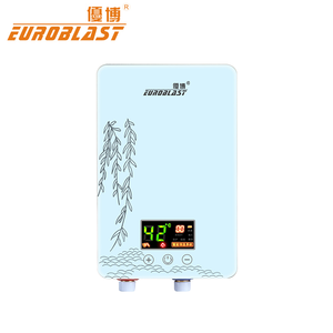 2018 Factory Outlet Wholesale durable Instant water geyser price in india electric water heater for shower used