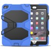 Heavy Duty Silicone Kidproof Brilliant Tablet Case For iPad mini 4