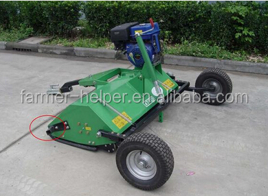 Hot sale products of flail mower AT120 with high quality and competitive price in China in 2016