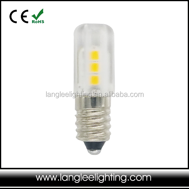 Small size 0.2w 9v led bulb e10