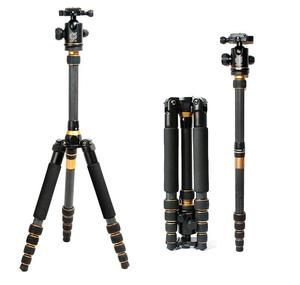 QZSD-Q777C 2016 hot products Super Quality monopod stand With Head For digital camera tripod Table Leg Screws portable tripod