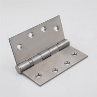 High-grade big stainless steel 2BB wide hinges for thick door