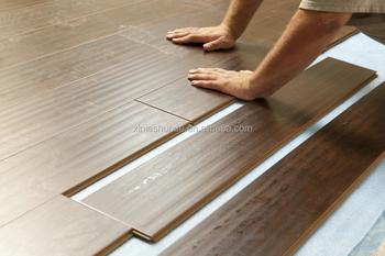 Waterproof Interlocking Pvc Vinyl Wood Flooring Plank