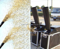 Super Shooter Co2 Special Effects Confetti Cannon Machine