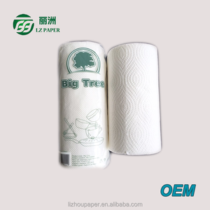 jumbo hand towel paper in roll/Custom printed Kitchen roll paper towel/cartonPaper manufacturer of Toilet Hand paper roll towel