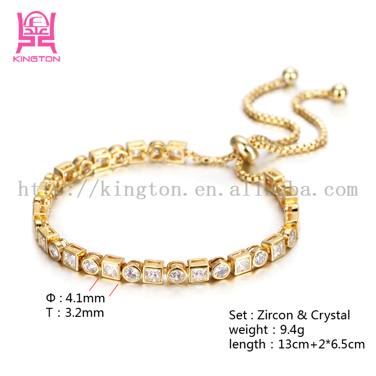 indian gold bracelet designs girls fancy zircon bracelet, View ...