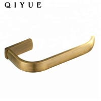 Cheap bathroom accessories european style wall mount antique bronze toilet tissue paper holder