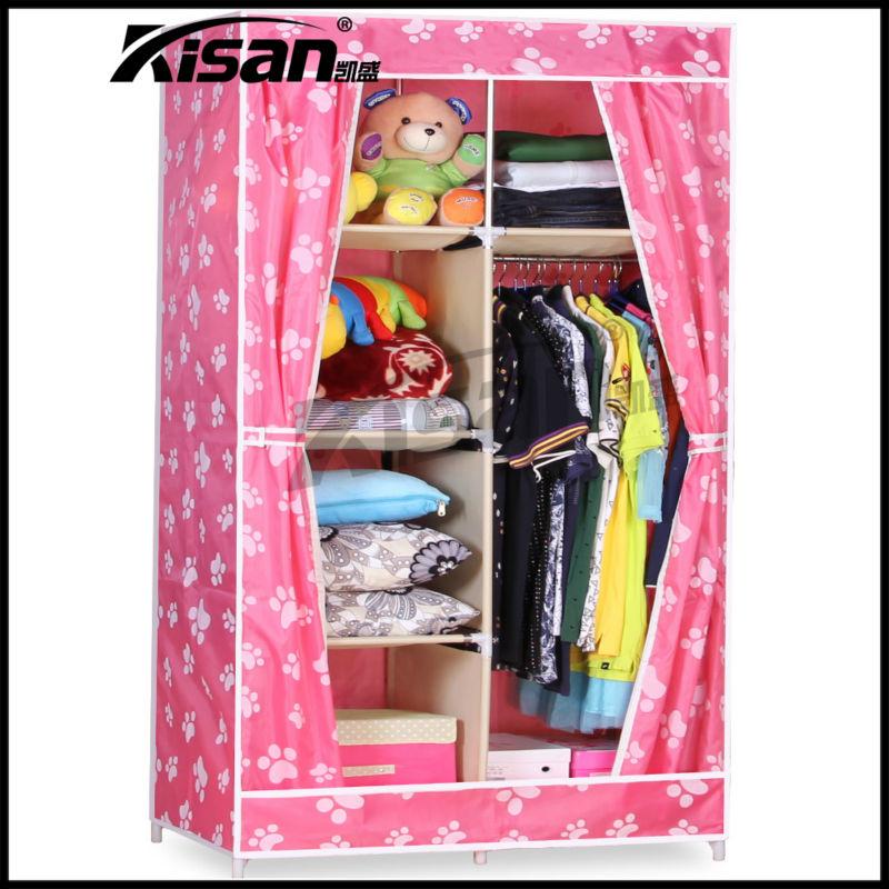 Armario de almacenamiento portátil, tela plegable armarios/gabinetes ...