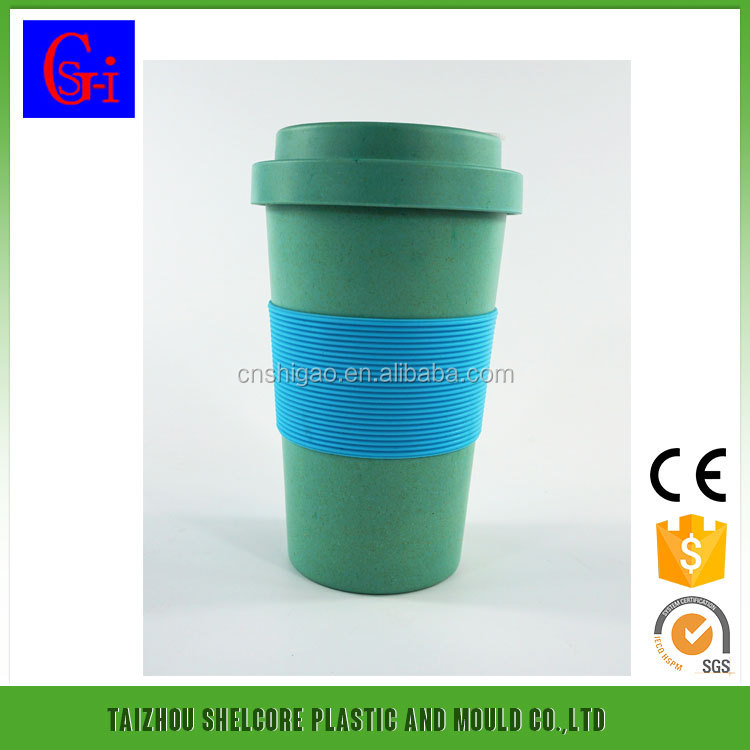 Competitive price free sample silicone coffee cup covers