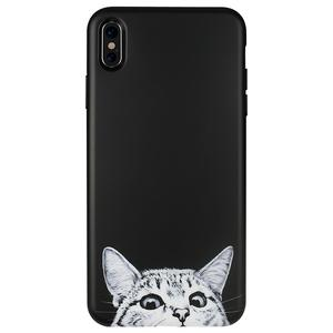 Custom high quality printing matte imd OEM design soft tpu mobile phone case for iphone xs max