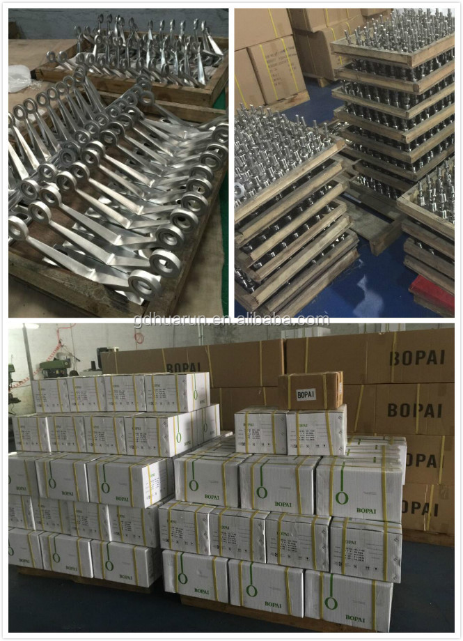 Stainless Steel Curtain Wall Spiders Point Fixed Glass Wall ...