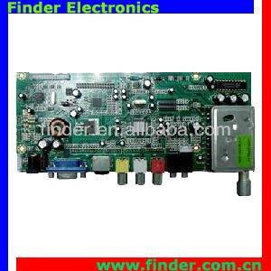 universal tv main board wholesale, tv main suppliers alibabaLcd Tv Universal Controller Pcb Main Board Electronic Printed Circuit #4