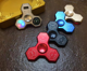 Wholesale Fashion Design Compass Fidget Hand Spinner ,Led Light Aluminum Hand Spinner Toy with Electronic Watch and Compass