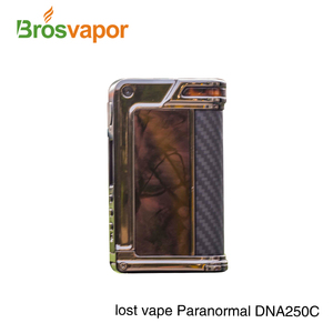 Lost vape DNA 250C Lost vape Paranormal Mod Lostvape Paranormal DNA 250C