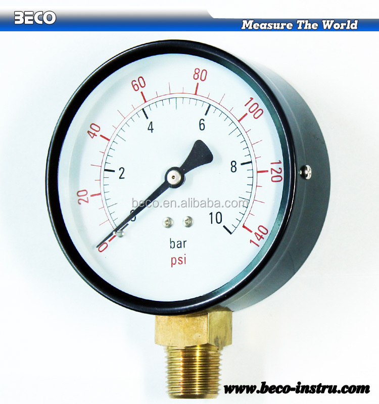 Gauges Instrument Used To Measure Pressure Of Gas