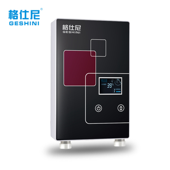 China Supplier Electric Tankless Water Heater With Shower Wall Mounted  Portable Instant Electric Shower Water Heater