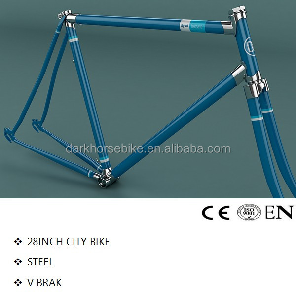 Lugged 700c Road Bike Chromoly Lugged Steel Road Bike Frame Buy
