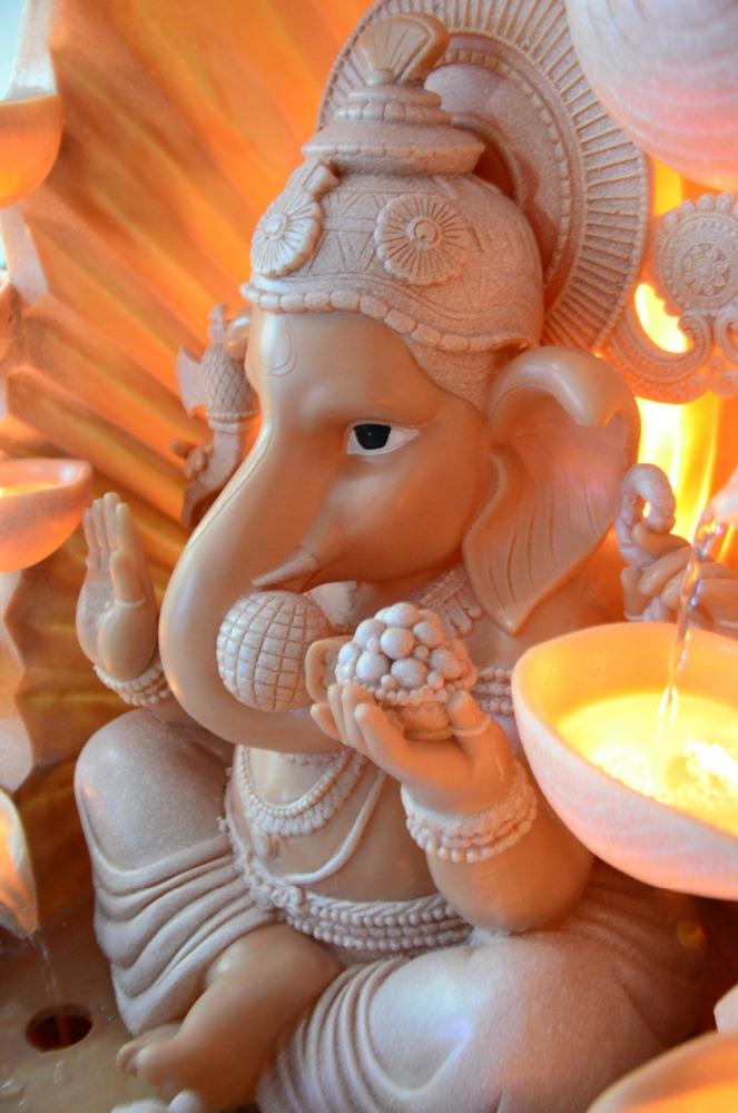 Ganesh Brunnen Indischen Gott Brunnen - Buy Product on Alibaba.com
