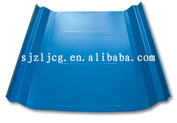 Clip Lock Roof Sheet Corrugated Colored Steel Sheet Zjy76-475 ...